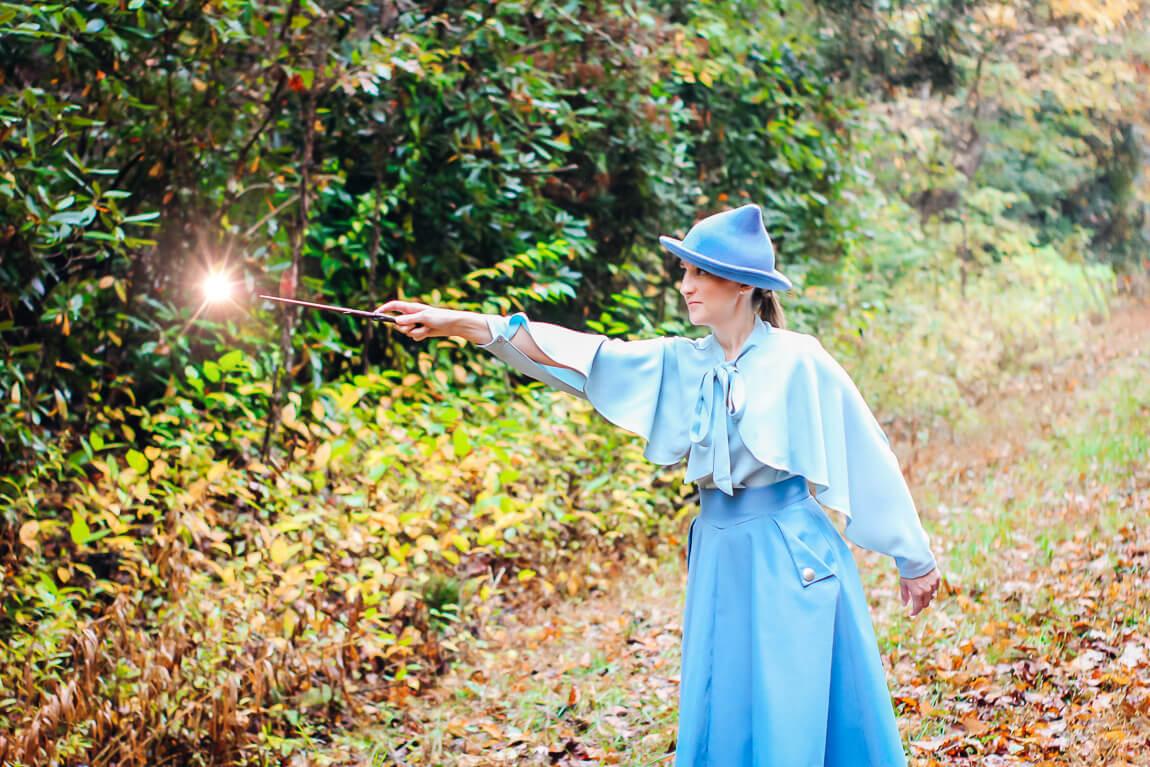 Fleur Delacour Costume_LauraMintzBlog_AshevilleNC1