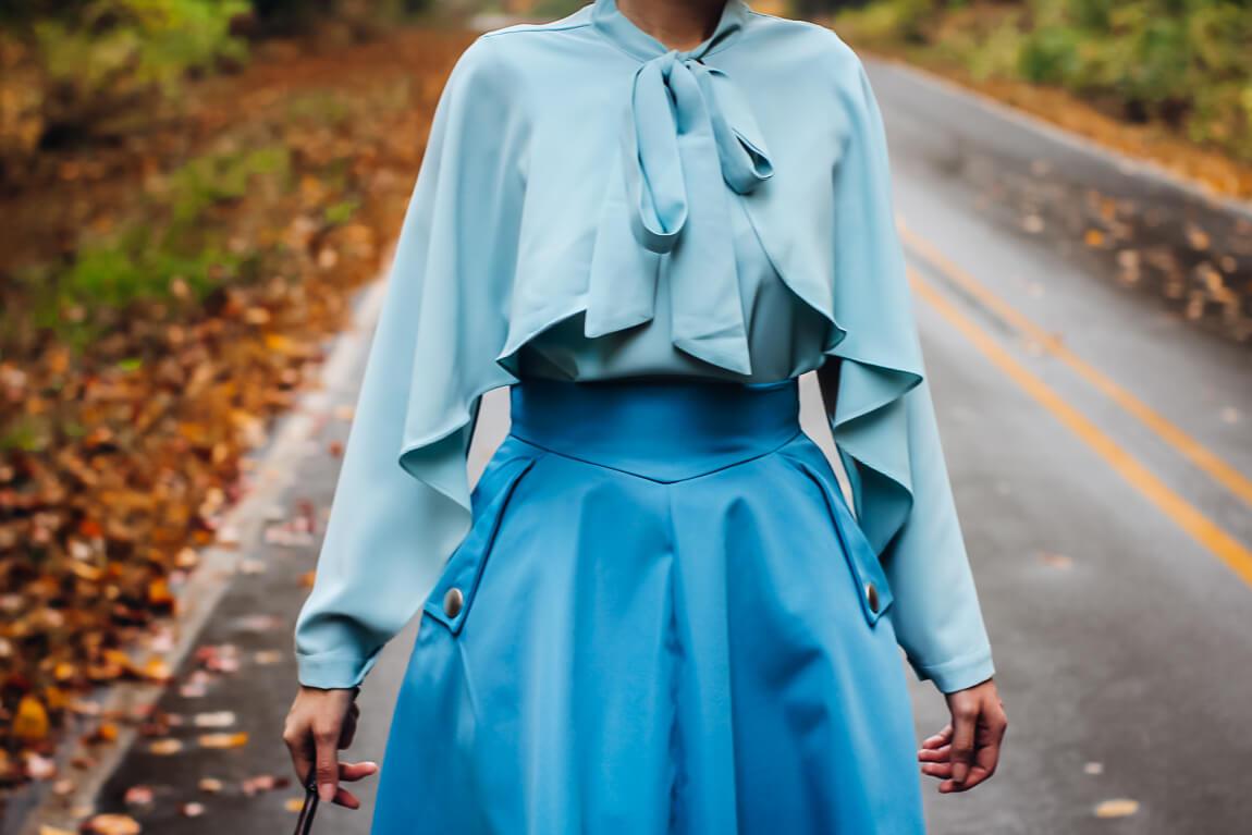 NEW Harry Potter Fleur Delacour Cosplay Costume Dress
