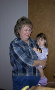 Mama and Hope 2005