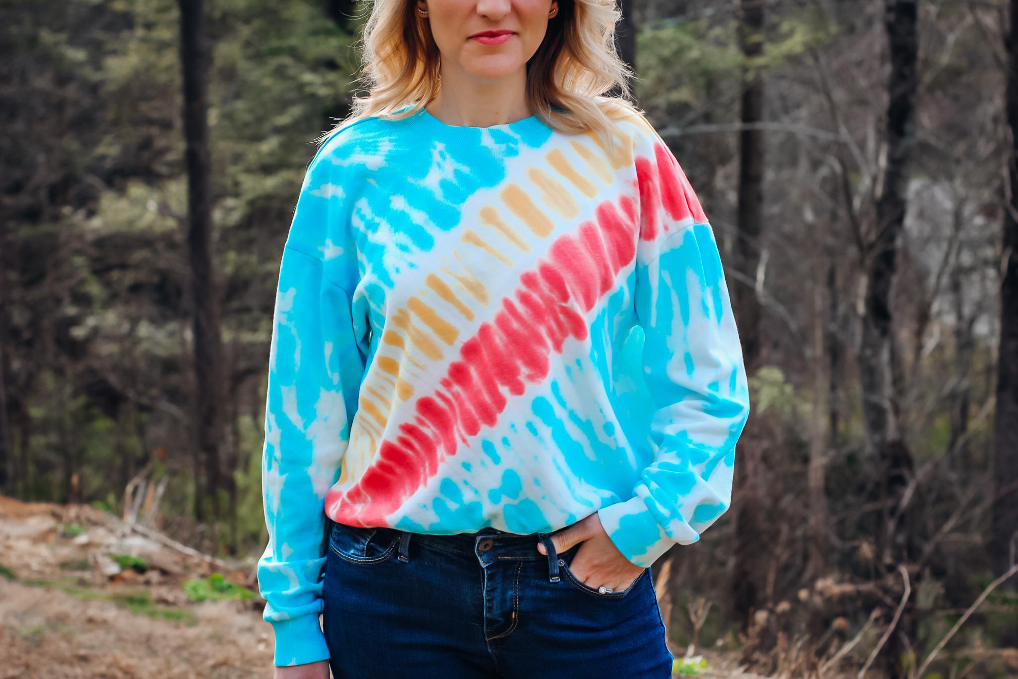 Laura Mintz Tie Dye Trend 2020
