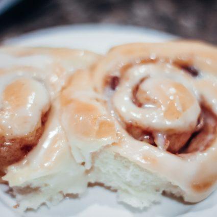 Mama's cinnamon rolls